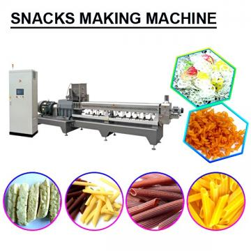 Ce Compliant Customzied Snack Maker Machine With Liquid Crystal Display