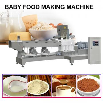 36-113kw Electricity Energy Automatic Baby Food Making Machine