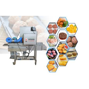 Easy Cleaning Bread Crumbs Processing Line Needle Type Crumb Making Equipment