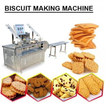 Low Noise Cookies Making Machines With Plc Control System