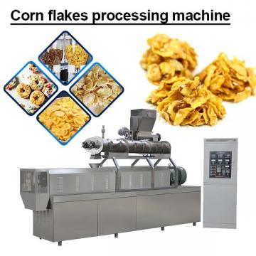 100kw Corn Flake Machine With Low Noise,Easy Operation