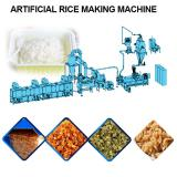 Low Energy Artificial Rice Making Machine With 100kg/h Capacity