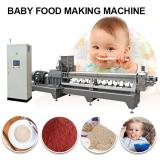 High Automation Baby Food Making Machine With 120-350kg/h Capacity