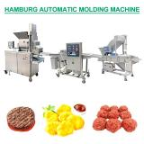 ISO Certification Sus304 Automatic Hamburger Forming Machine,Easy To Repair