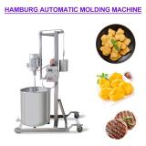 Haccp Compliant Safe Automatic Hamburger Forming Machine,Stable Quality