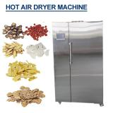 CE Certification Continuous Hot Hot Air Dryer Machine For Food And Herb