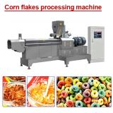 High Productivity Stainless Steel Corn Flake Machine With No Pollution