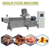 380V/50Hz Stainless Steel Snack Maker Machine for Puffed Snack Food
