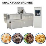 High Efficiency Snack Maker Machine With Cereals As Raw Materials,Noiseless Running